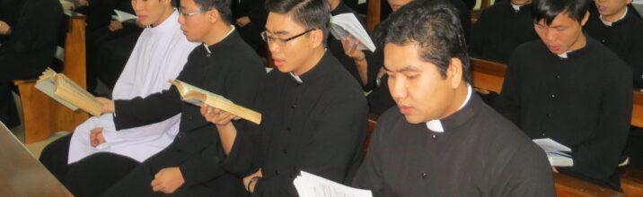Supporting Seminarians